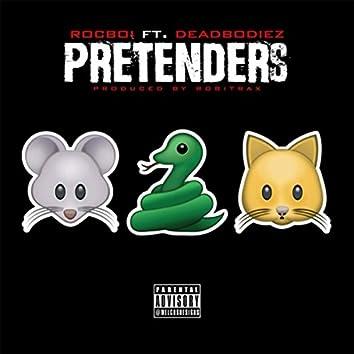 Pretenders (feat. Deadbodiez)