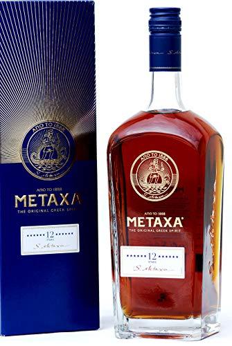 Metaxa 12 Stars 1,0 Liter Flasche