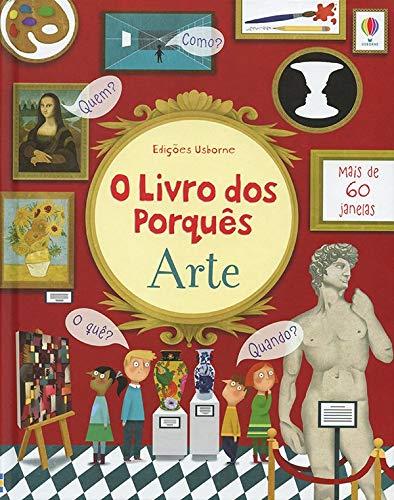 O livro dos porquês : Arte