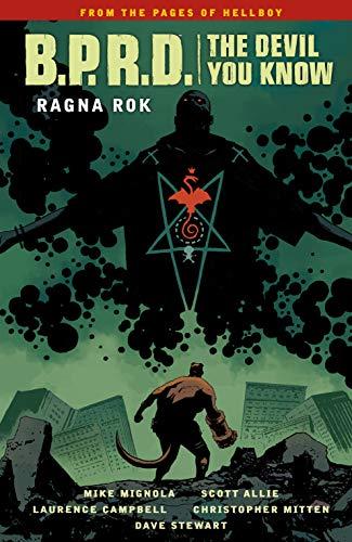 B.P.R.D.: The Devil You Know Volume 3--Ragna Rok (English Edition)