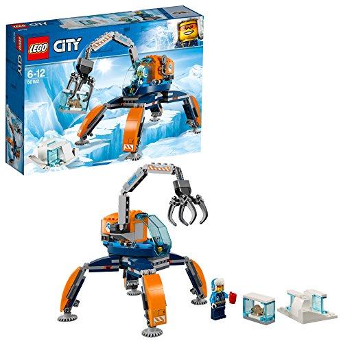 City Lego 60192 - Arktis Eiskran auf Stelzen