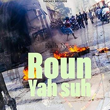 Roun Yah Suh