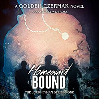 Homeward Bound audiobook cover art