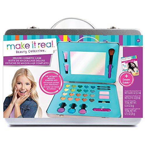 Make It Real 02503 - Deluxe Cosmetic Case, Beauty Collection