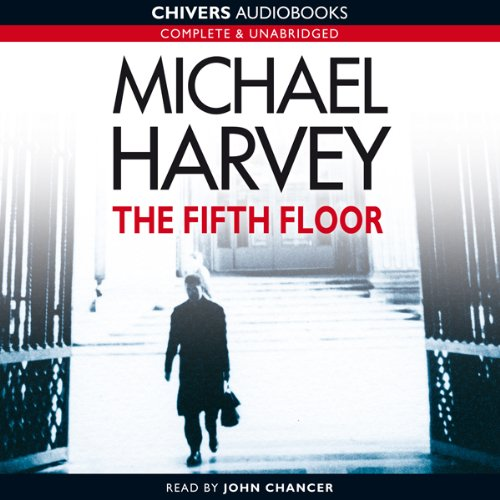 The Fifth Floor audiobook cover art