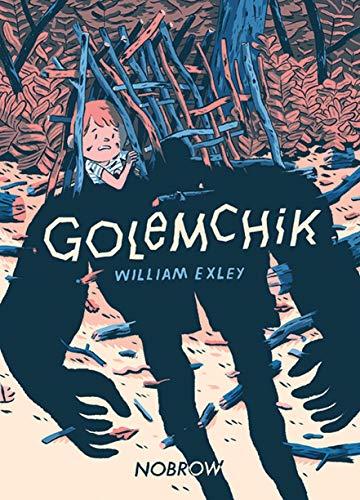 Golemchik [17 x 23 COMIC]