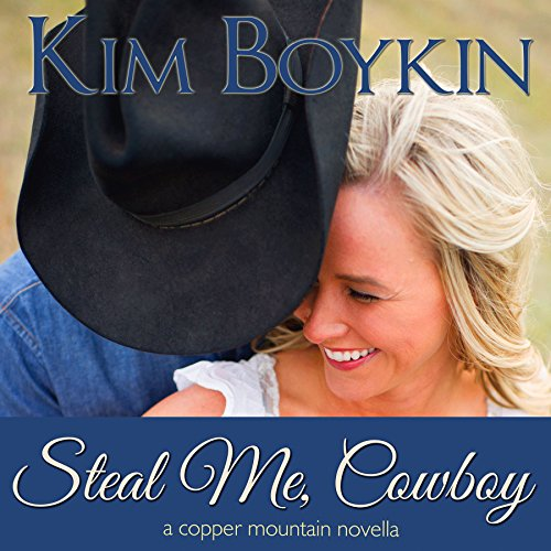 Steal Me, Cowboy audiobook cover art