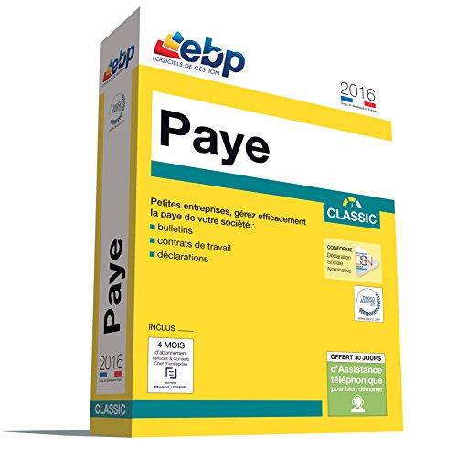 EBP Paye Classic OL 2016