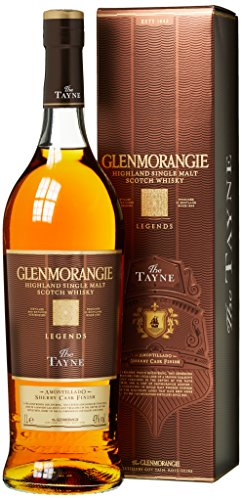 Glenmorangie The Tayne Legends mit Geschenkverpackung Whisky (1 x 1 l)