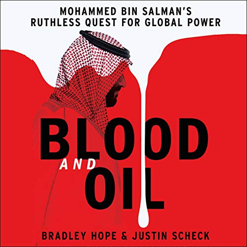 Blood and Oil Titelbild