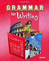 Grammar for Writing Level Red B0032QA8KQ Book Cover