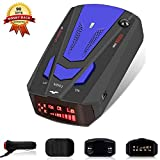 Laser Radar Detector,Voice Prompt Speed for Cars, Vehicle Speed Alarm System,LED...