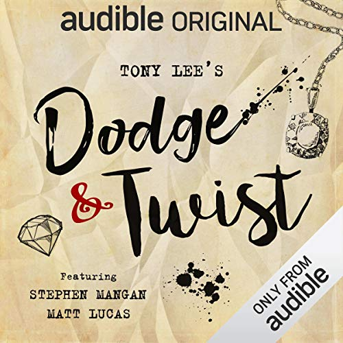 Dodge & Twist audiobook cover art