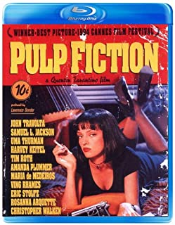 Pulp Fiction [Blu-ray] (B002A2EGO2) | Amazon price tracker / tracking, Amazon price history charts, Amazon price watches, Amazon price drop alerts