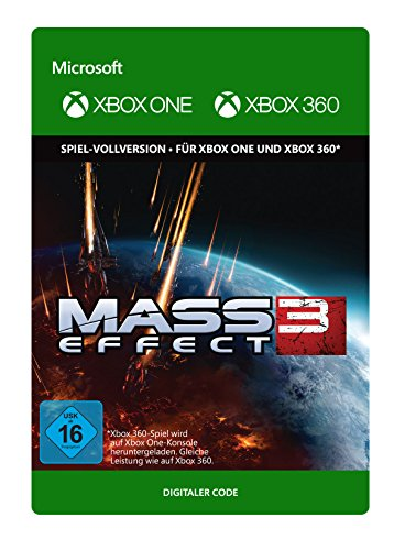 Mass Effect 3 [Xbox 360/One - Download Code]