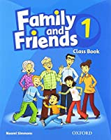 Family and Friends: 1: Class Book
