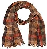 Hackett Frisby New Multi Chk Bufanda de moda,marrón ( 8AA ) , One Size (Herstellergröße: 000) para Hombre