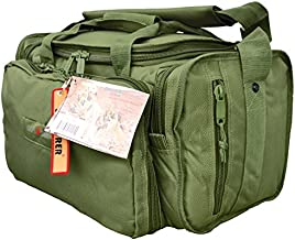 Explorer R2OD Large Padded Deluxe Tactical Rangemaster Gear Bag, 17 x 14 x 10-Inch