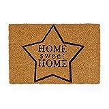 Montse Interiors, S.L. Felpudo/Alfombra Entrada de Casa Estrella Sweet Home (Stacey, 40x60)