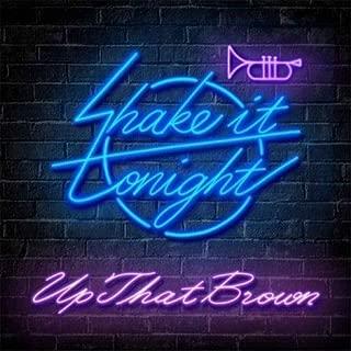 UpThatBrown - [Shake It Tonight] 1st Album CD+Booklet K-POP Sealed Jazz Funk Brass Band