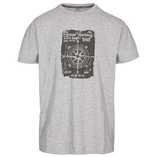 Trespass Course T-Shirt à Manches Courtes pour Homme L grm