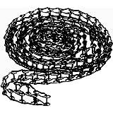 Manfrotto 091MCB - Kit de sujección, Cadena de Metal (60 g), Negro