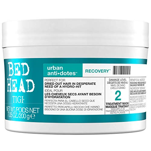 Tigi Bed Head Urban Antidotes 2 Recovery Treatment Mask, 1er Pack (1 x 200 g)