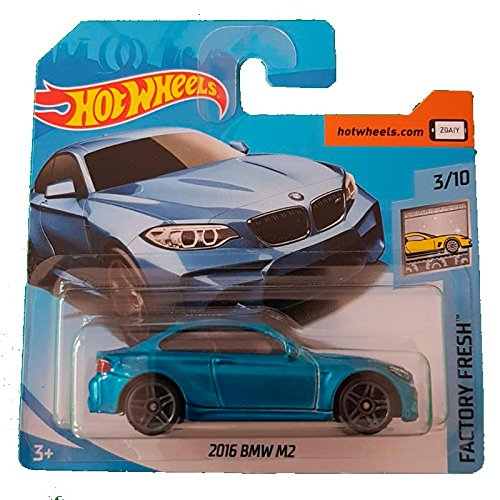 Hot Wheels 2016 BMW M2 Factory Fresh 2018 3/10 (121/365)