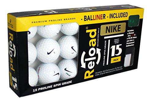 Nike Callaway Mix Mint 15 Balls + Bonus Alignment Aid