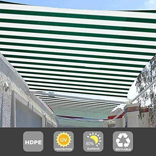 Viner Streep Anti UV Zonnescherm Netto Buiten Tuin Zonnebrandcrème Doek Auto Zonnebrandcrème Cover Plant Kas Cover, 2x3m