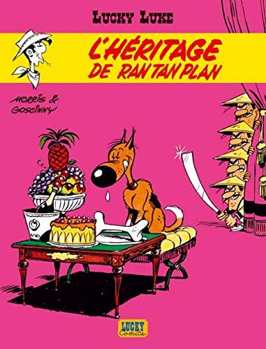 Lucky Luke, tome 11 : L'Héritage de Rantanplan