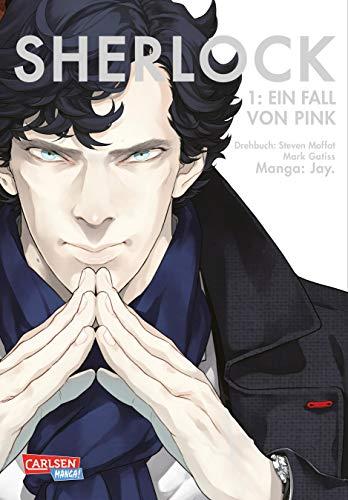 Sherlock 1: Ein Fall von Pink (1)