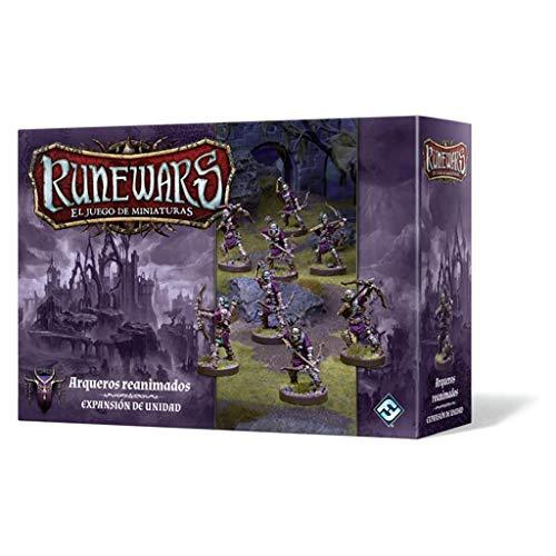 Fantasy Flight Games- Arqueros reanimados (Asmodee FFRWM08)