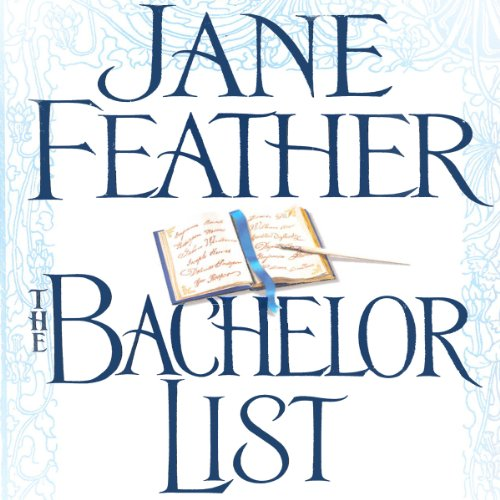 The Bachelor List audiobook cover art