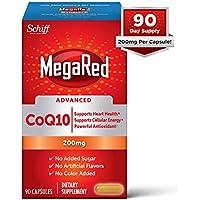 90-Count Megared CoQ10 Advanced 200mg Capsules