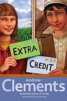Extra Credit by [Andrew Clements, Mark Elliott]