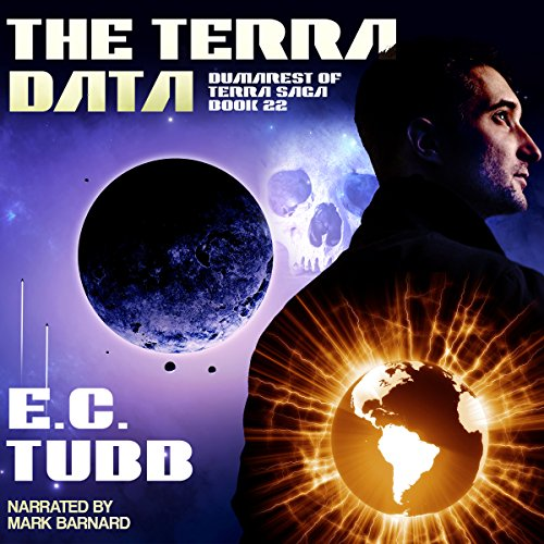 The Terra Data audiobook cover art