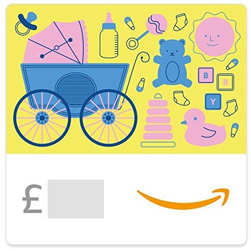 Baby Icons Yellow - Amazon.co.uk eGift...