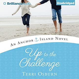 Up to the Challenge audiobook cover art