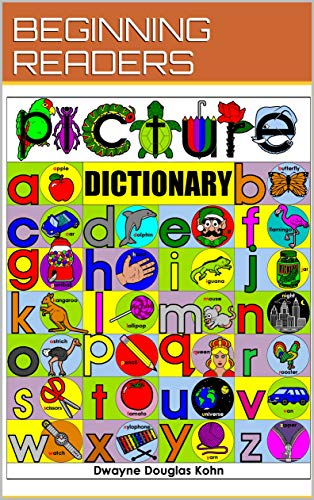 Picture Dictionary: for Beginning Readers (English Edition)