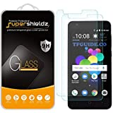 (2 Pack) Supershieldz for ZTE Blade T2 Lite (Z559DL) Tempered Glass Screen Protector, Anti Scratch, Bubble Free