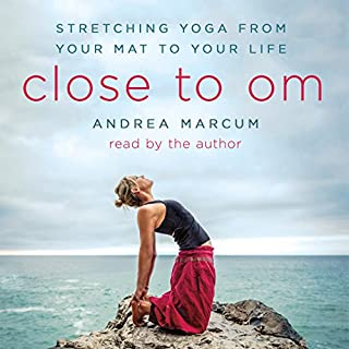 Close to Om audiobook cover art