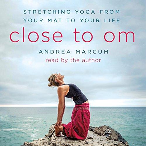 Close to Om audiobook cover art