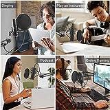 Zoom IMG-1 tonor usb microfono di registrazione
