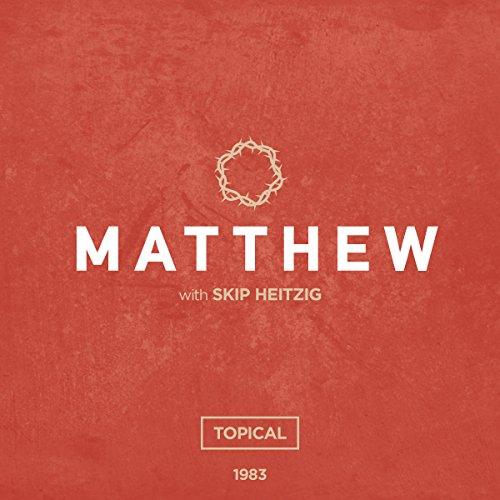 40 Matthew - Topical - 1983 cover art
