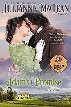 Adam's Promise: (Historical Romance) by [Julianne MacLean]