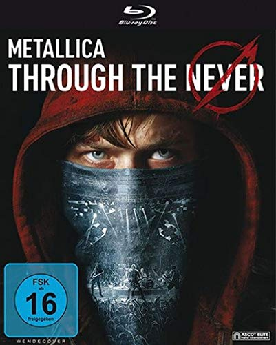 METALLICA - Through the Never [Blu-ray] [Alemania]