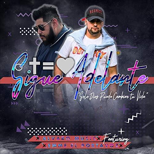 Alvaro  Music feat. Emme el Portavoz