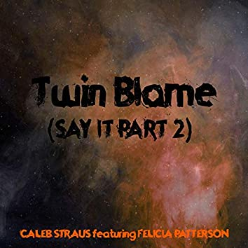 Twin Blame /Say It Part 2 (feat. Felicia Patterson)