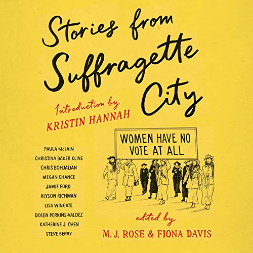 Page de couverture de Stories from Suffragette City